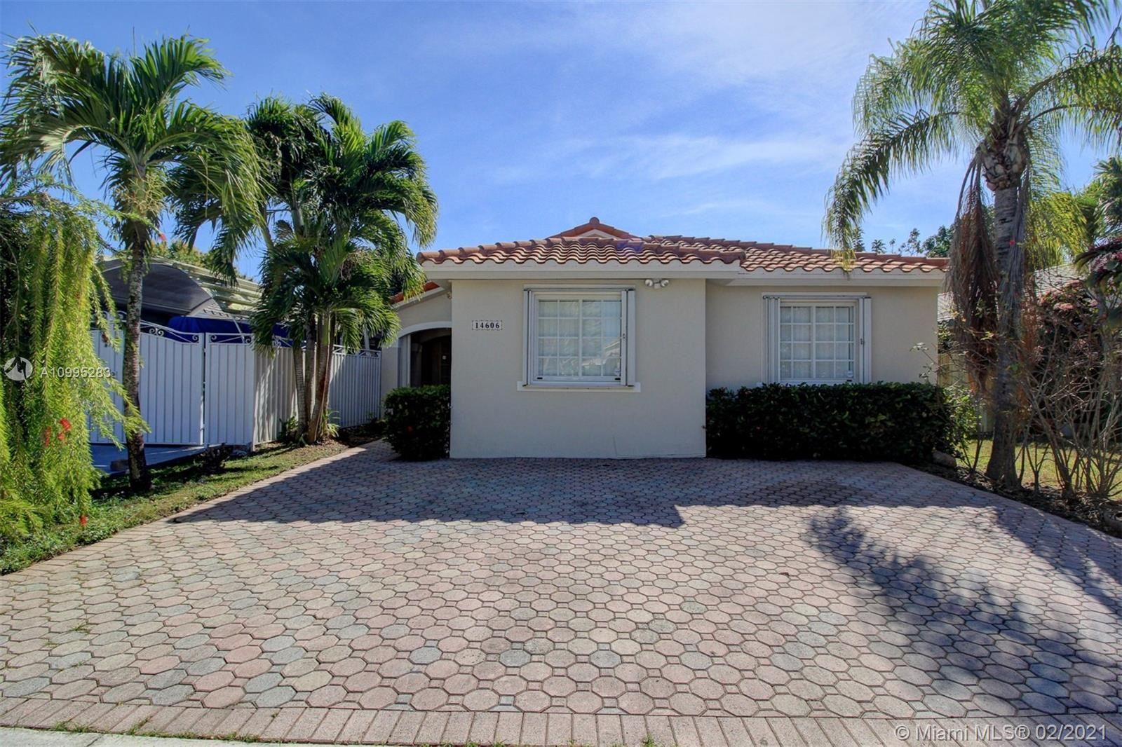 14606 SW 115th Ter, Miami, FL 33186 - #: A10995283