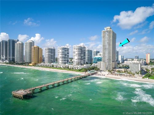 Photo of 16699 Collins Ave #1506, Sunny Isles Beach, FL 33160 (MLS # A10939284)