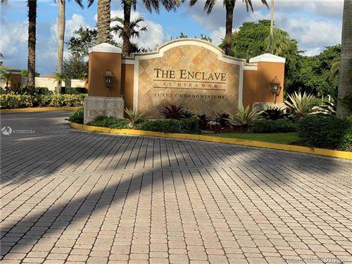Photo of 2133 Renaissance Blvd #107, Miramar, FL 33025 (MLS # A10983284)
