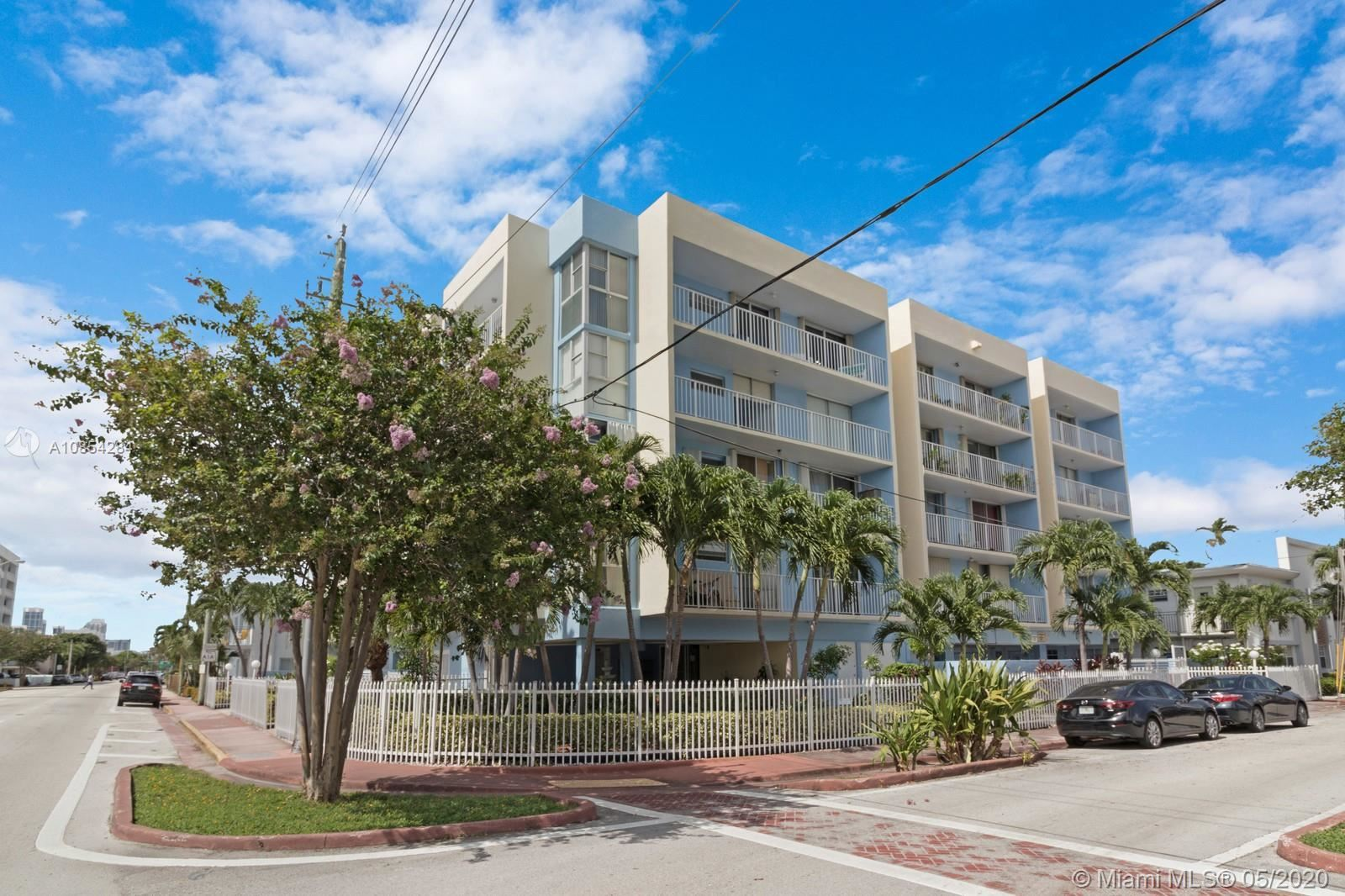 8340 Harding Ave #305, Miami Beach, FL 33141 - #: A10854284