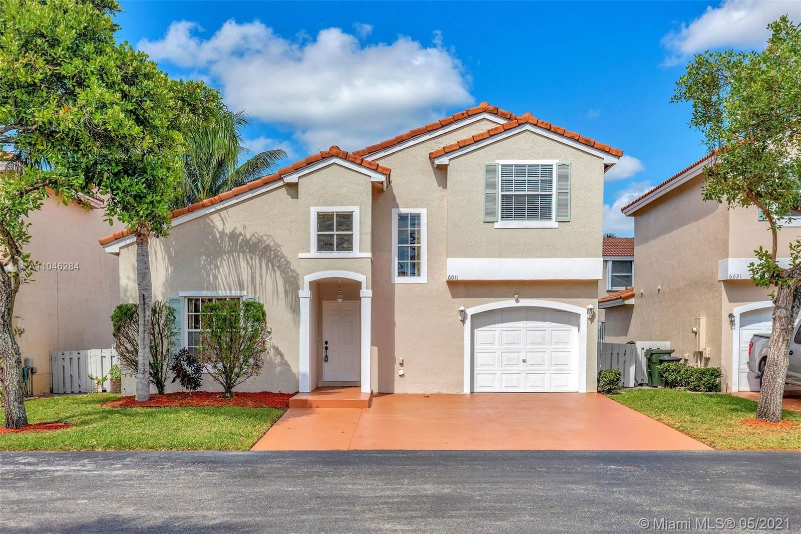 6011 NW 44th Ave, Coconut Creek, FL 33073 - #: A11046284