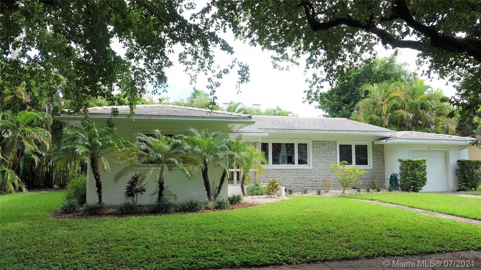 Photo of 310 Candia Ave, Coral Gables, FL 33134 (MLS # A11068284)