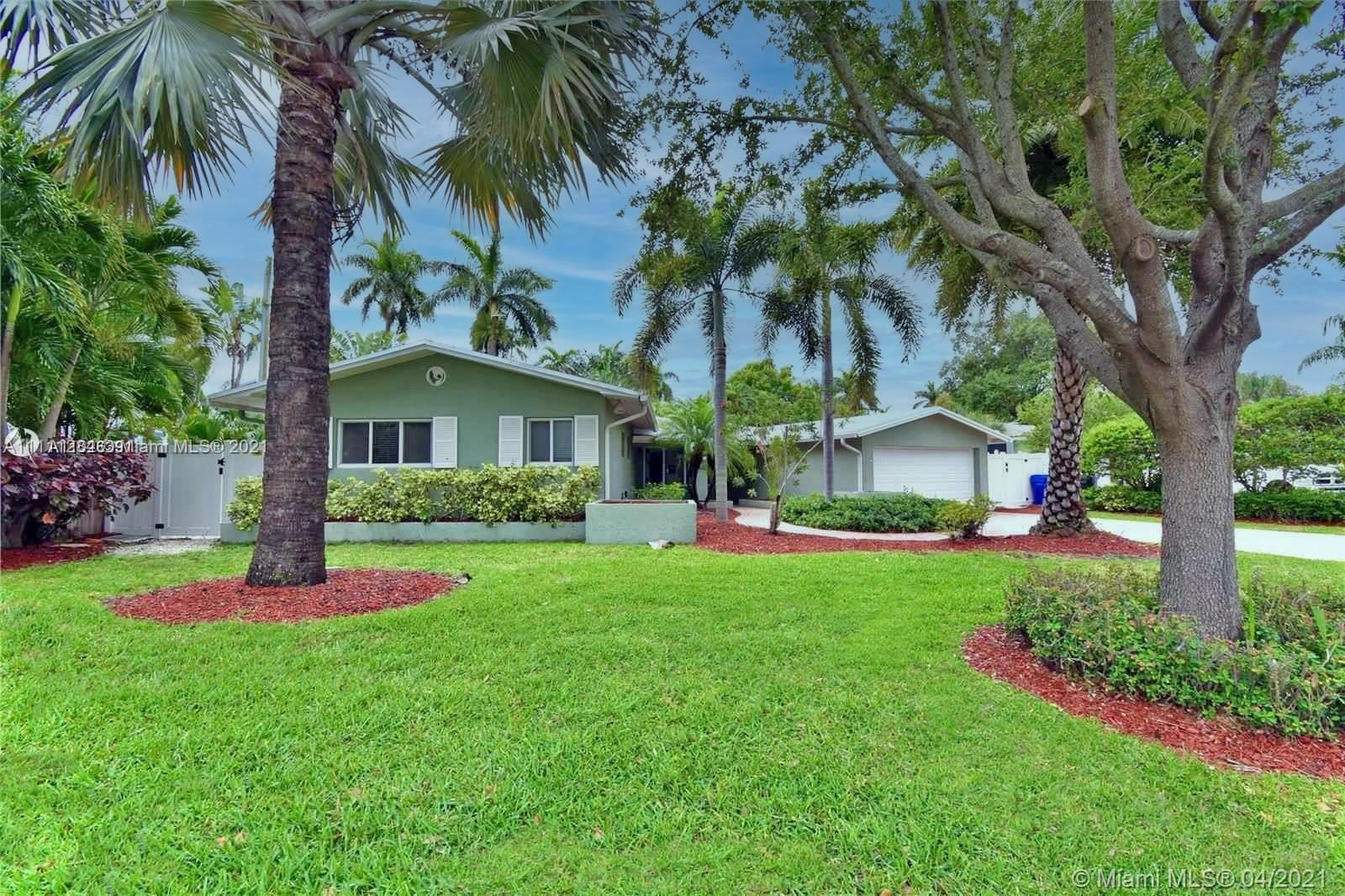 2632 NE 24th St, Fort Lauderdale, FL 33305 - #: A11111284