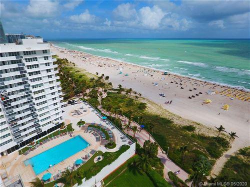 Photo of 100 Lincoln Rd #712, Miami Beach, FL 33139 (MLS # A10864285)