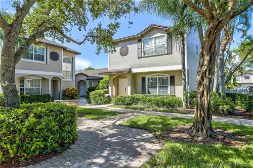 Photo of Listing MLS a10902285 in 3857 NW 122nd Ter #3857 Sunrise FL 33323
