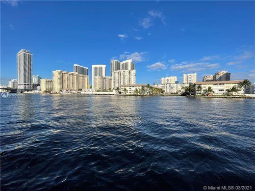 Photo of 111 Golden Isles Dr #G12, Hallandale Beach, FL 33009 (MLS # A10990285)