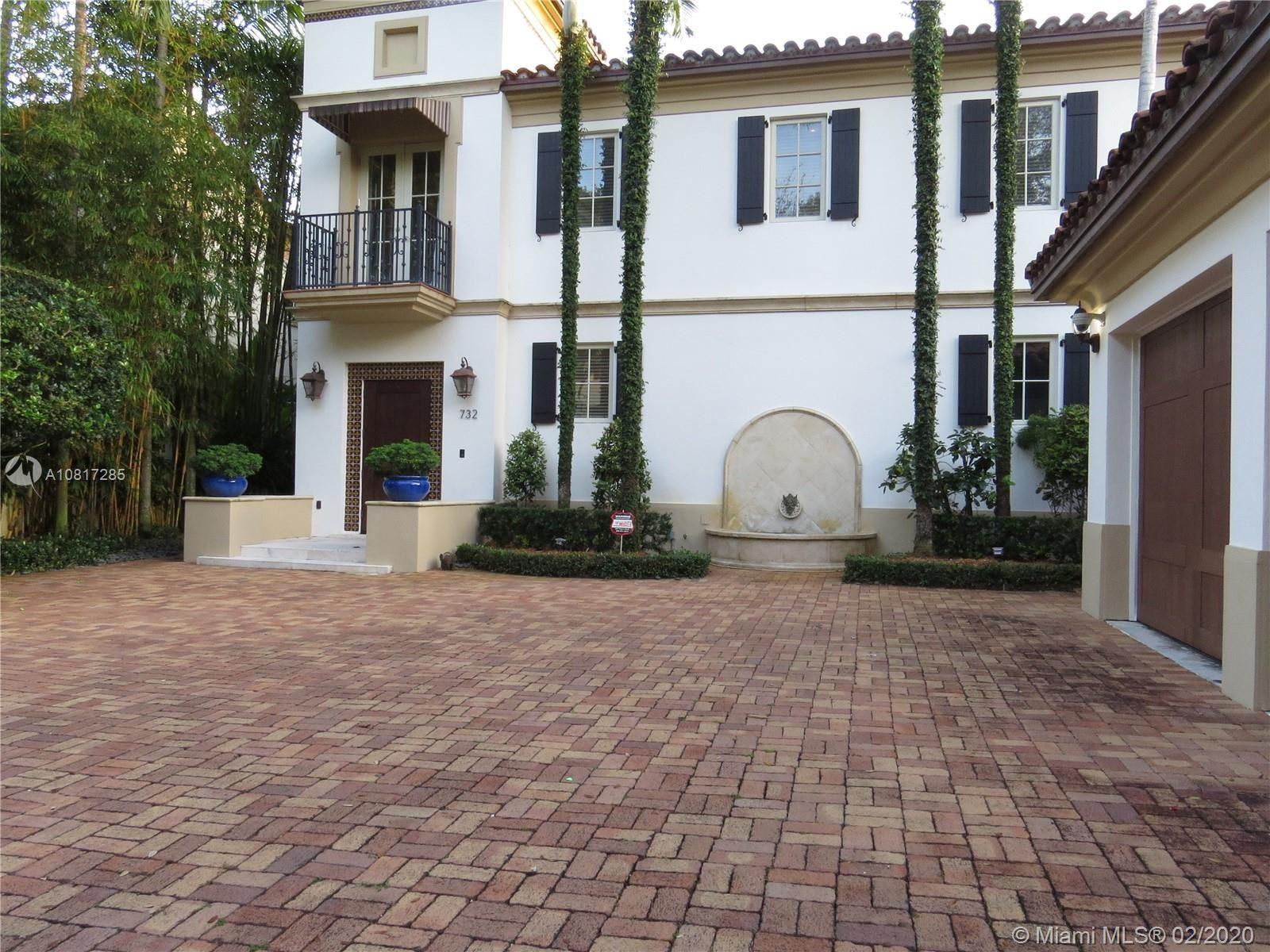732 Almeria Ave, Coral Gables, FL 33134 - #: A10817285