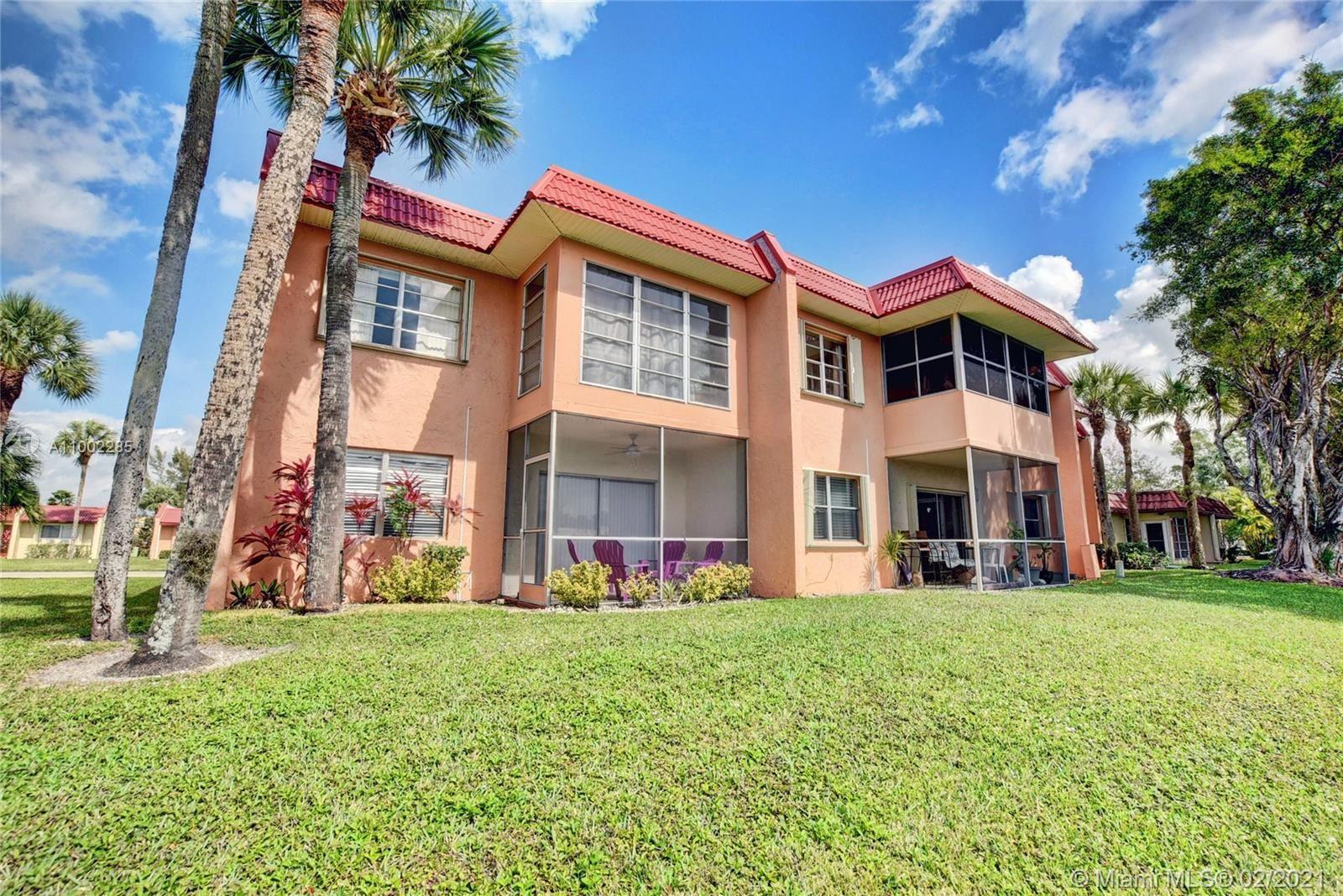 114 Lake Anne Dr #13-A, West Palm Beach, FL 33411 - #: A11002285