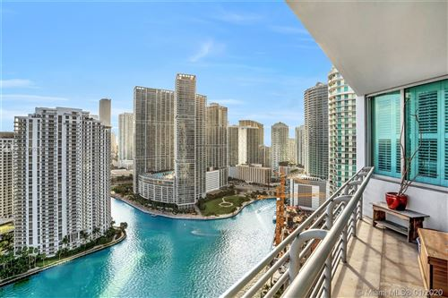 Photo of 325 S Biscayne Blvd #3521, Miami, FL 33131 (MLS # A10795286)