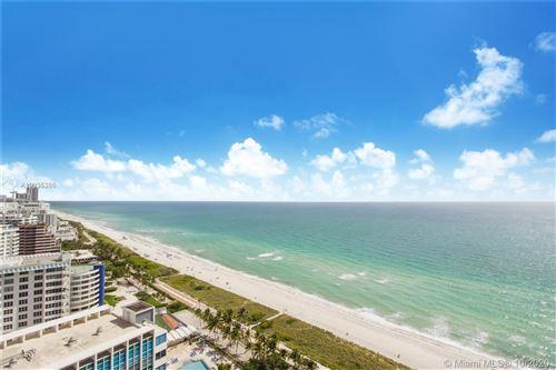 Photo of 5025 Collins Ave #2407, Miami Beach, FL 33140 (MLS # A10935286)