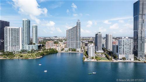 Photo of 2020 N Bayshore Dr #3405/06, Miami, FL 33137 (MLS # A11061286)