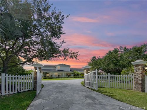 Photo of 17810 SW 52nd Ct, Southwest Ranches, FL 33331 (MLS # A11097286)