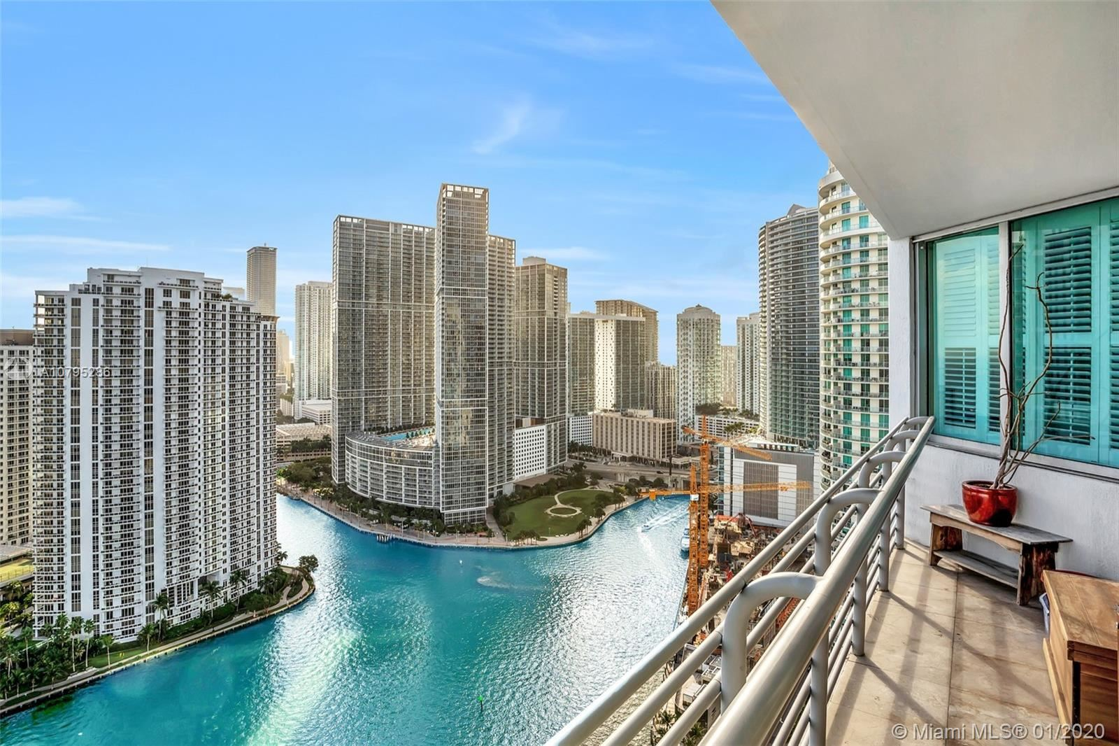 325 S Biscayne Blvd #3521, Miami, FL 33131 - MLS#: A10795286
