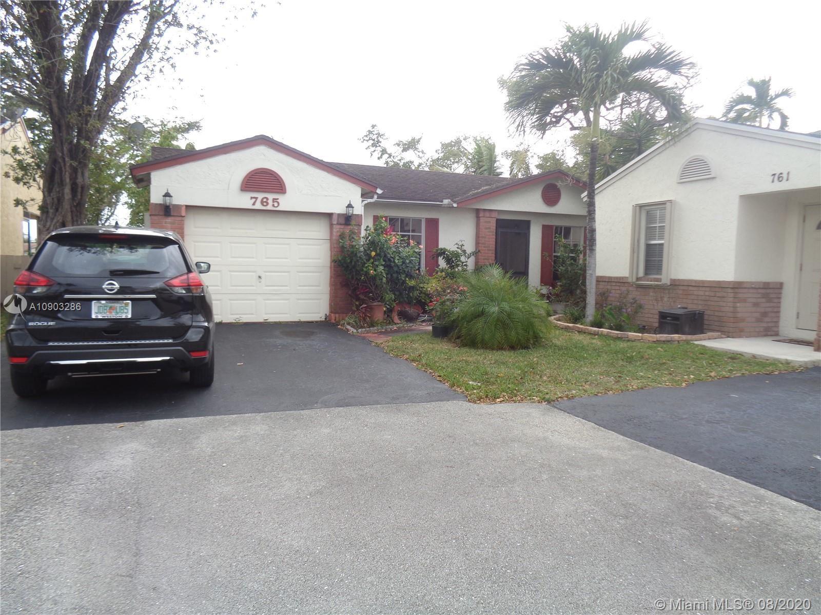 765 Cumberland Ter, Davie, FL 33325 - #: A10903286