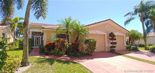 Photo of 84 Sausalito Dr #84, Boynton Beach, FL 33436 (MLS # A10796287)