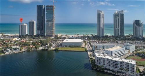 Photo of 18683 Collins Ave #1006, Sunny Isles Beach, FL 33160 (MLS # A10893287)
