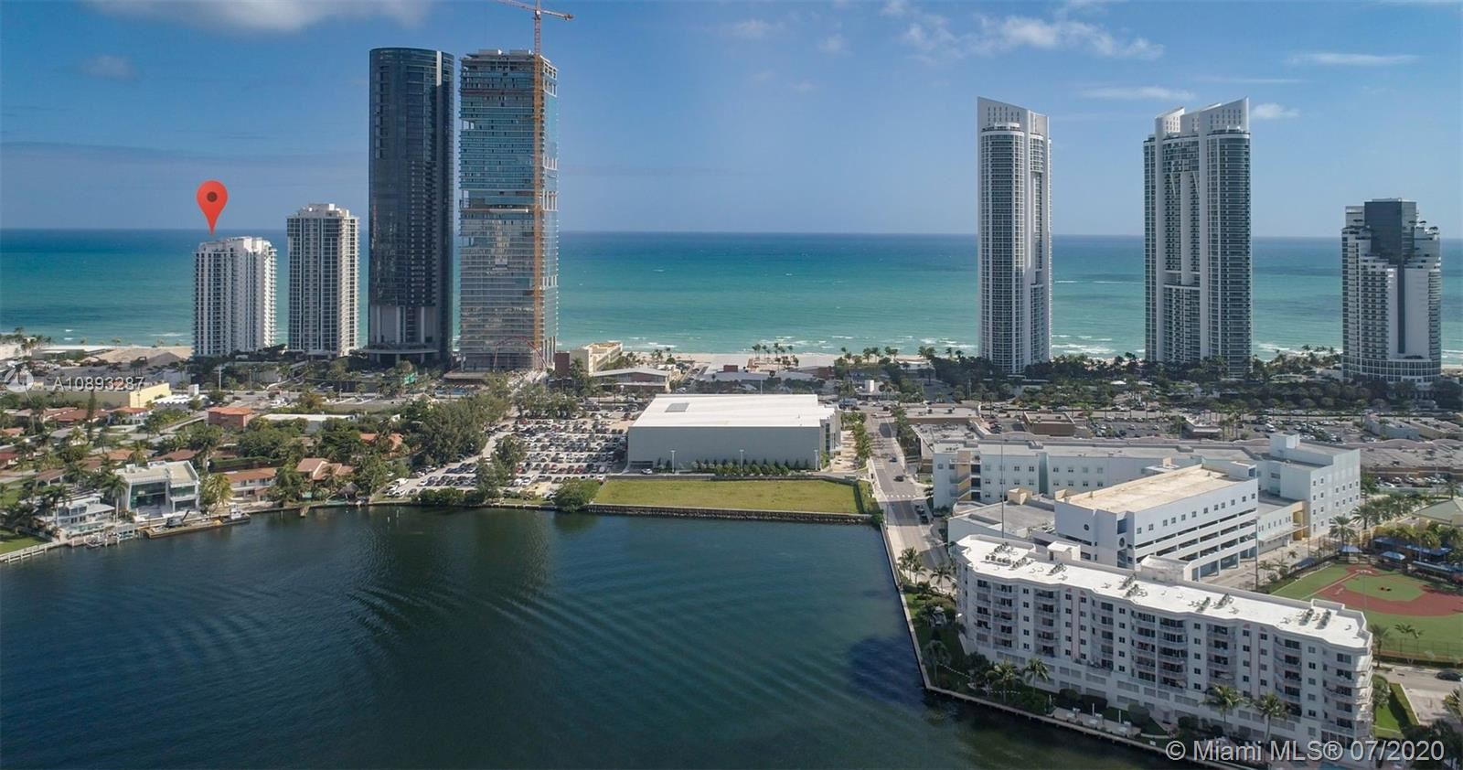 18683 Collins Ave #1006, Sunny Isles, FL 33160 - #: A10893287