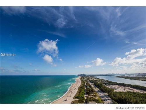 Photo of 15811 Collins Ave #2302, Sunny Isles Beach, FL 33160 (MLS # A10933289)