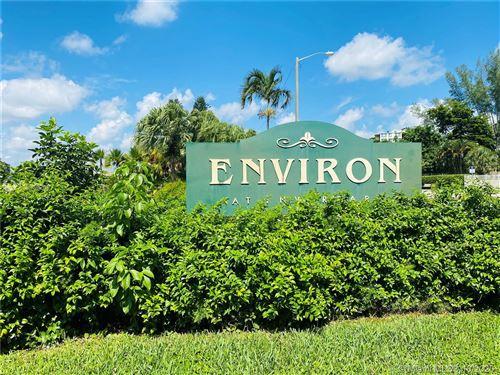 Photo of 3651 Environ Blvd #461, Lauderhill, FL 33319 (MLS # A10936289)