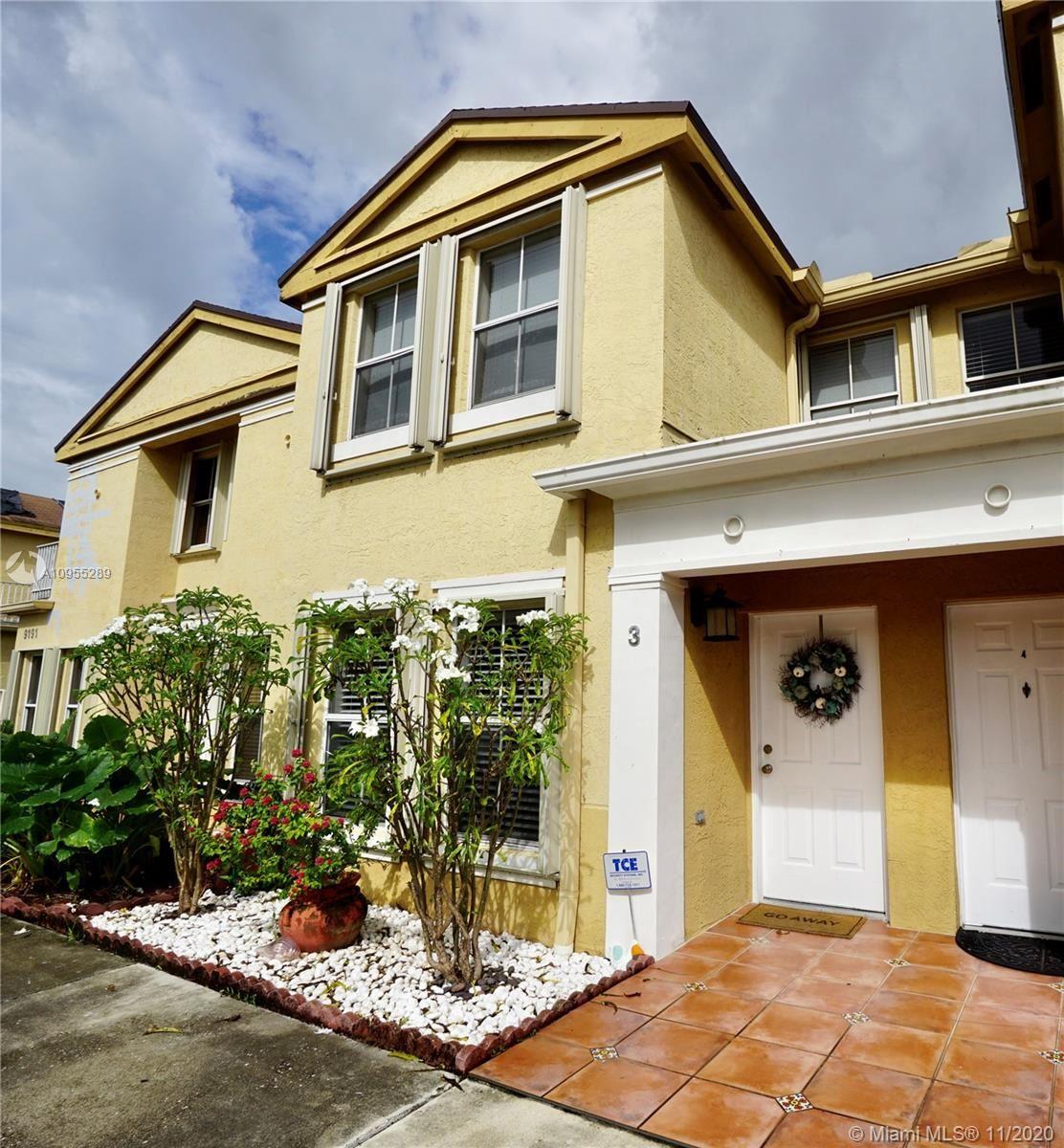 9191 Fontainebleau Blvd #303, Miami, FL 33172 - #: A10955289