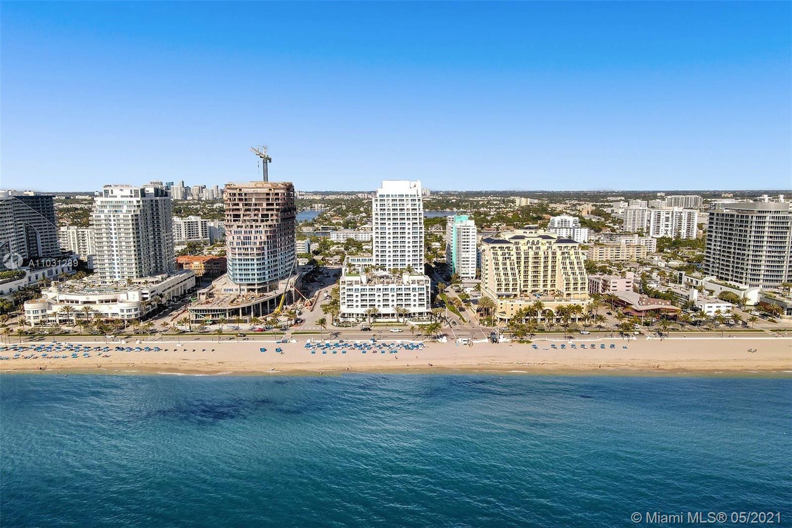 551 N Fort Lauderdale Beach Blvd #H1501, Fort Lauderdale, FL 33304 - #: A11031289