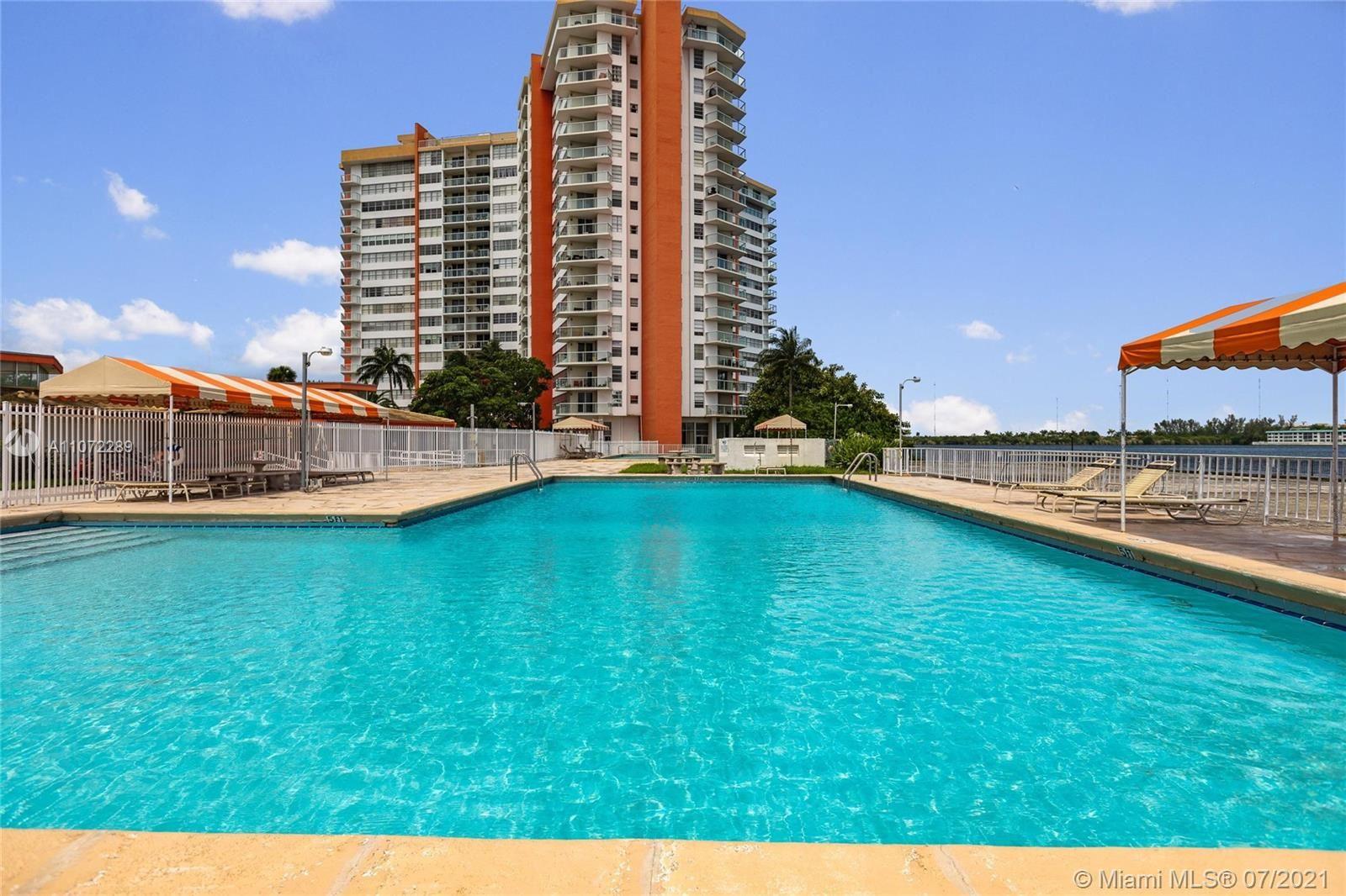 1351 NE Miami Gardens Dr #1101E, Miami, FL 33179 - #: A11072289