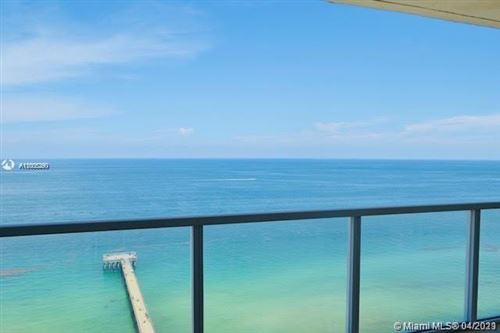 Photo of 16699 Collins Ave #2402, Sunny Isles Beach, FL 33160 (MLS # A11005290)