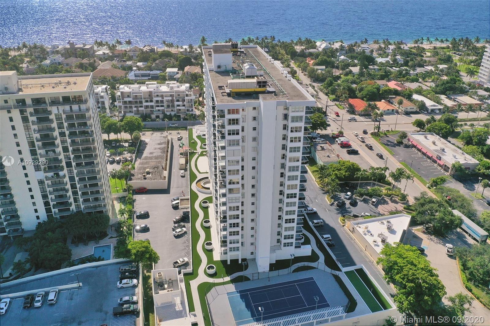 Photo of 3015 N Ocean Blvd #10K, Fort Lauderdale, FL 33308 (MLS # A10929290)