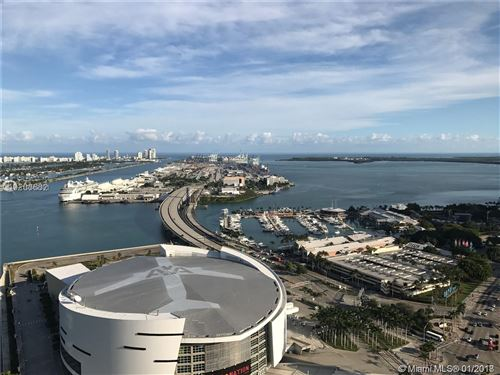 Photo of 888 Biscayne Blvd #4301, Miami, FL 33132 (MLS # A10262291)