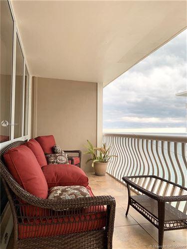 Photo of 4020 Galt Ocean Dr #1408, Fort Lauderdale, FL 33308 (MLS # A10851291)