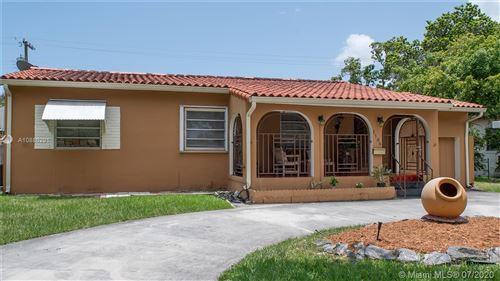 Photo of 1150 Falcon Ave, Miami Springs, FL 33166 (MLS # A10886291)