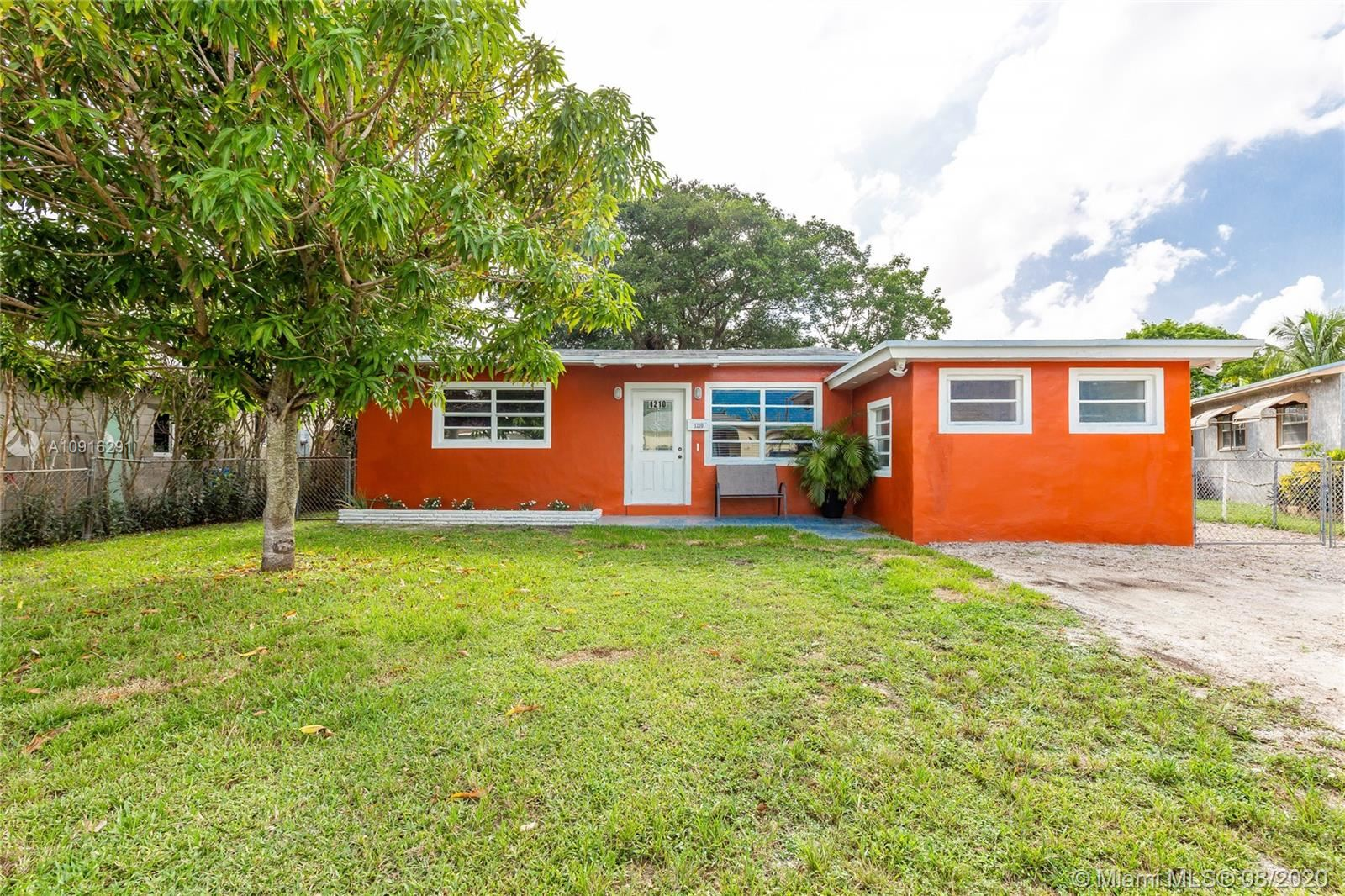 1210 S 23rd Ave, Hollywood, FL 33020 - #: A10916291