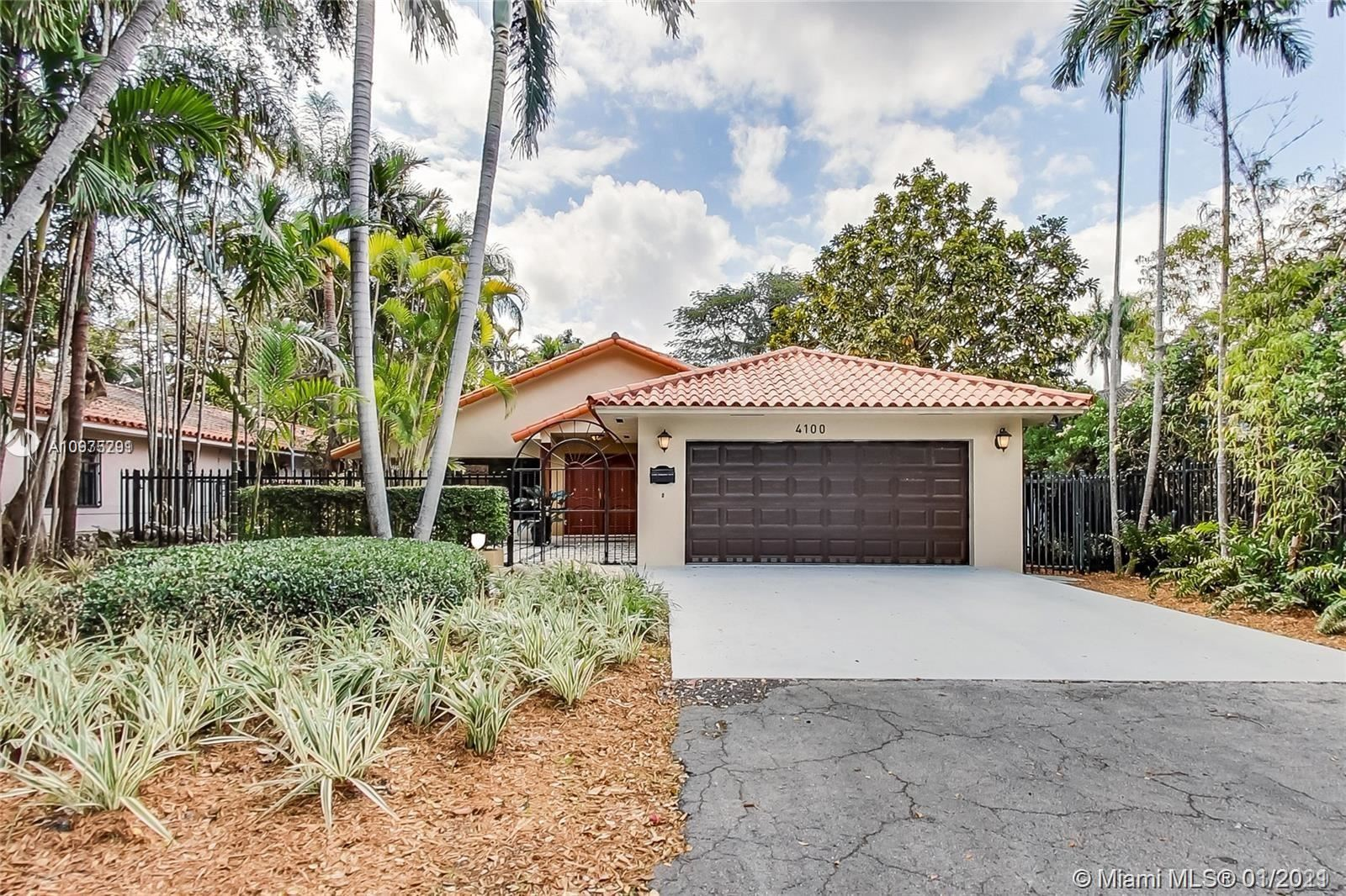 4100 SW 14th St, Miami, FL 33134 - #: A10975291