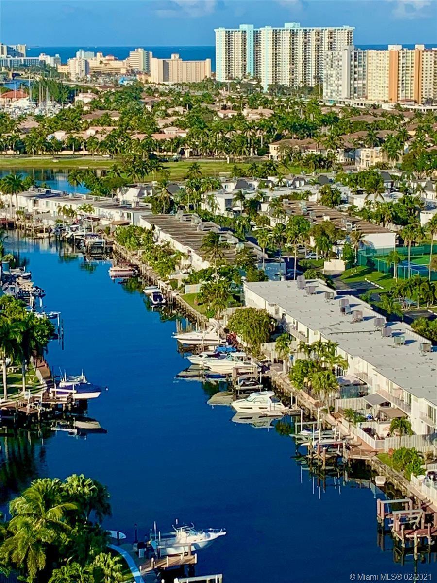 2500 PARKVIEW DR #2107, Hallandale Beach, FL 33009 - #: A10998291