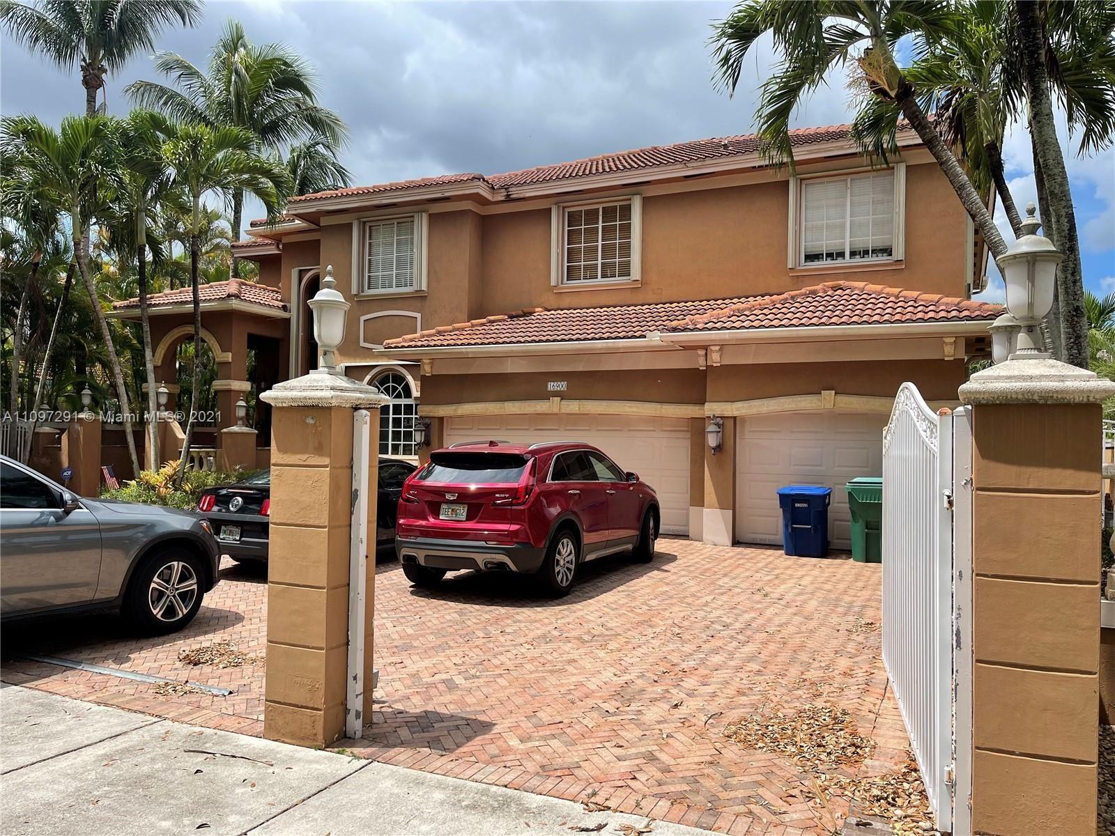 16900 NW 78th Ave, Miami Lakes, FL 33016 - #: A11097291
