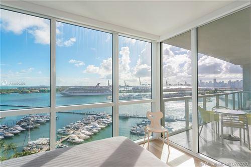 Photo of 450 Alton Rd #1705, Miami Beach, FL 33139 (MLS # A10890292)