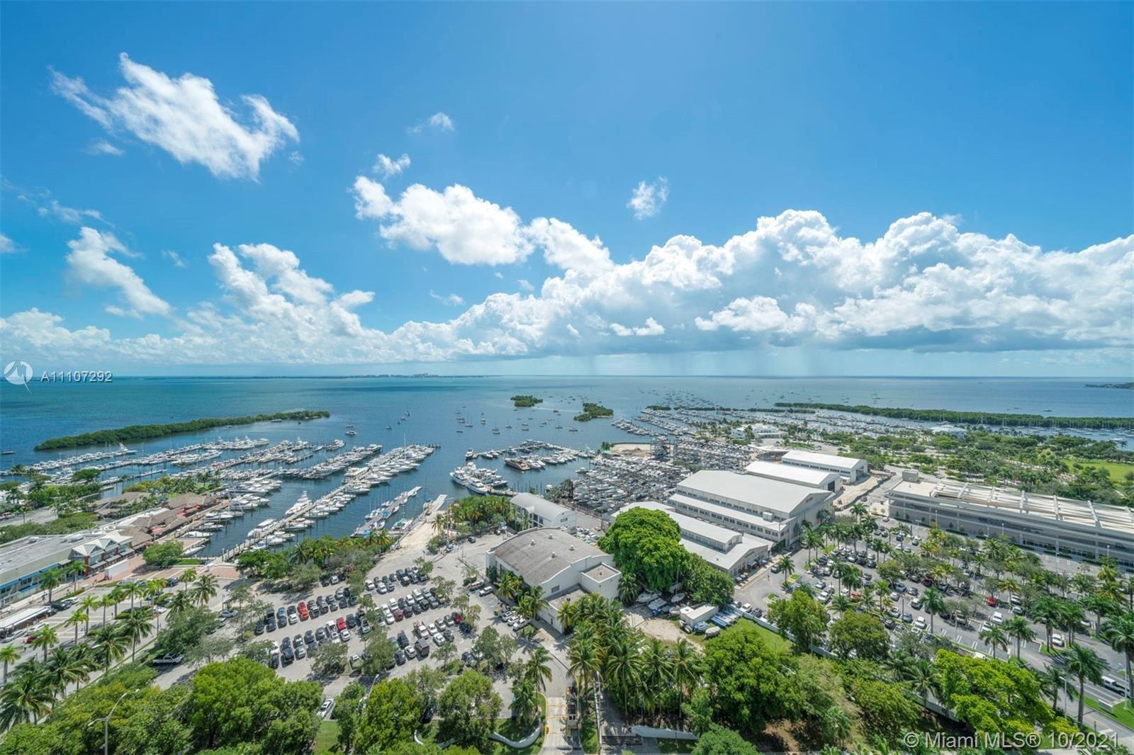 Photo of 2627 S Bayshore Dr #2603, Miami, FL 33133 (MLS # A11107292)