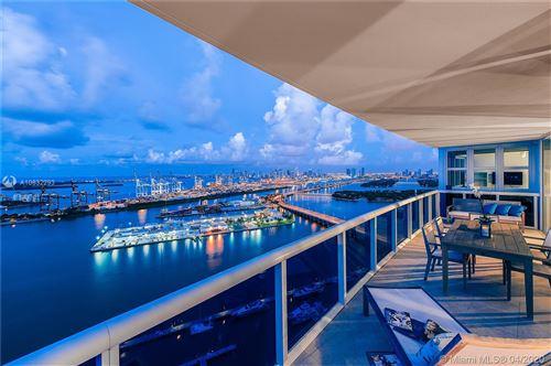 Photo of 400 Alton Rd #LPH3, Miami Beach, FL 33139 (MLS # A10832293)