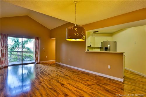 Photo of 9731 Fontainebleau Blvd #F308, Miami, FL 33172 (MLS # A10922293)