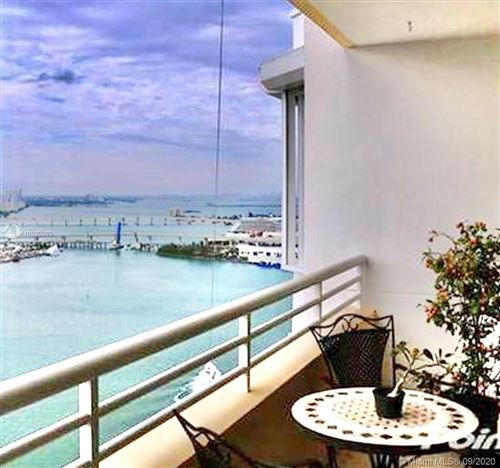 Photo of 808 Brickell Key Dr #3307, Miami, FL 33131 (MLS # A10929293)