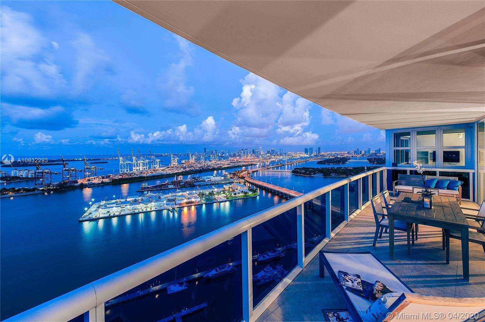 400 Alton Rd #LPH3, Miami Beach, FL 33139 - #: A10832293