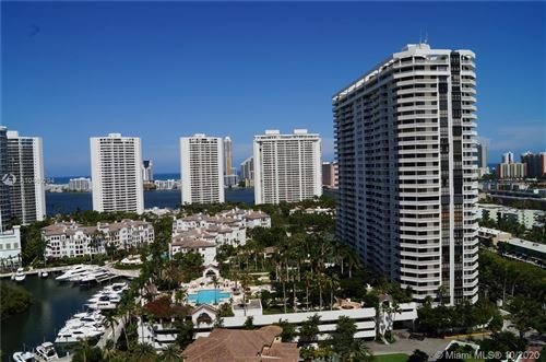 Photo of 1000 W Island Blvd #2109, Aventura, FL 33160 (MLS # A10463294)