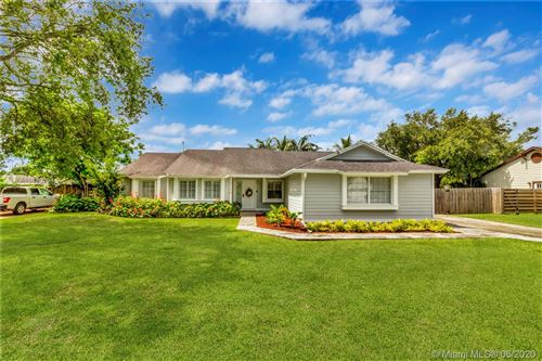 Photo of Listing MLS a10880294 in 14730 SW 154th Ter Miami FL 33187
