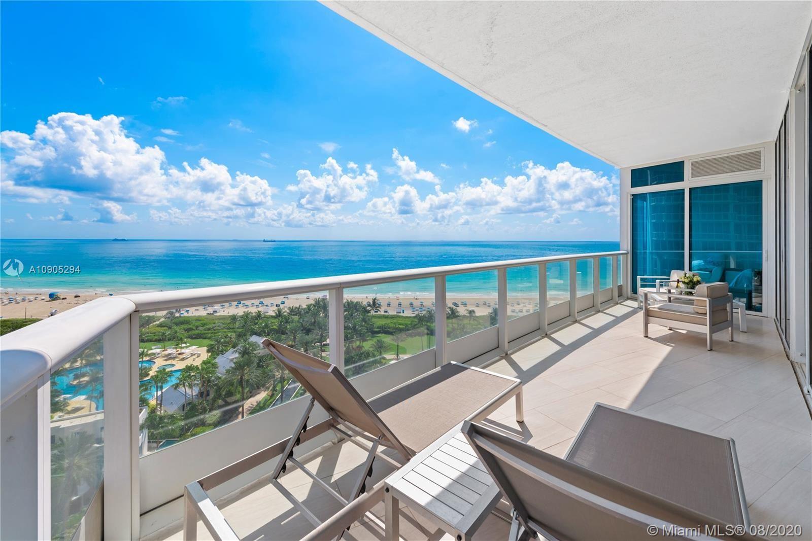 100 S Pointe Dr #1409, Miami Beach, FL 33139 - #: A10905294