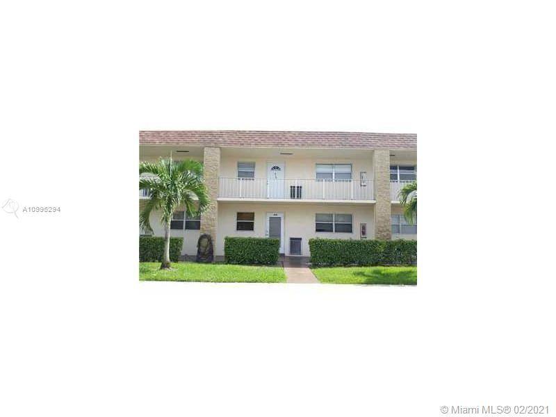9915 Sandalfoot Blvd #409, Boca Raton, FL 33428 - #: A10995294