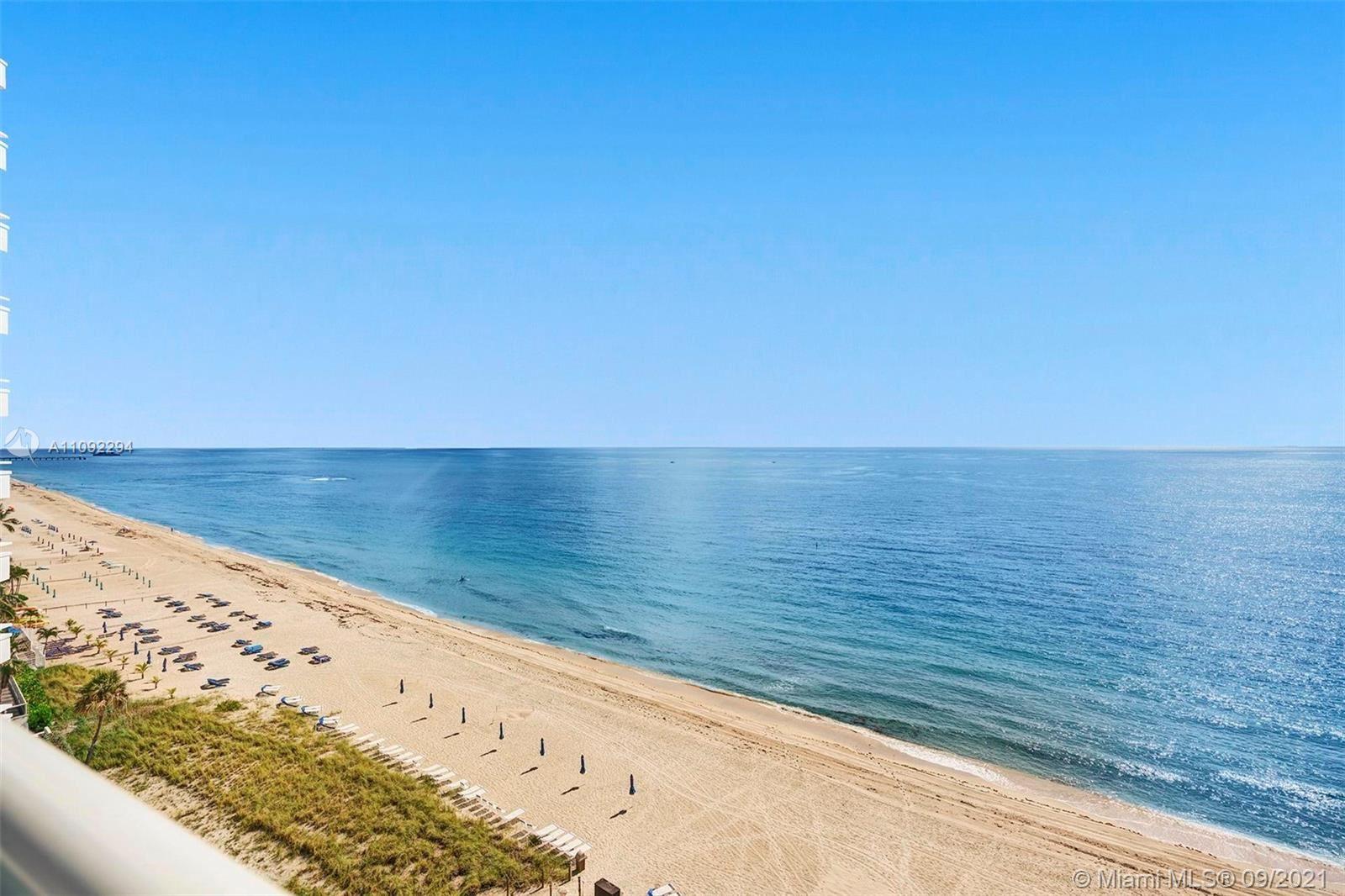 Photo of 3550 Galt Ocean Dr #811, Fort Lauderdale, FL 33308 (MLS # A11092294)