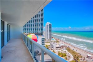 Photo of 1800 S OCEAN DR #1702, Hallandale, FL 33009 (MLS # A10668295)