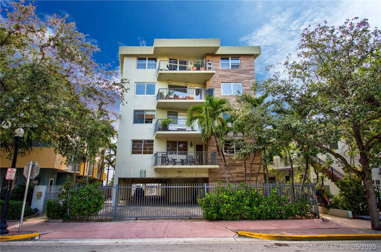 220 Washington Ave #5C, Miami Beach, FL 33139 - #: A10839295