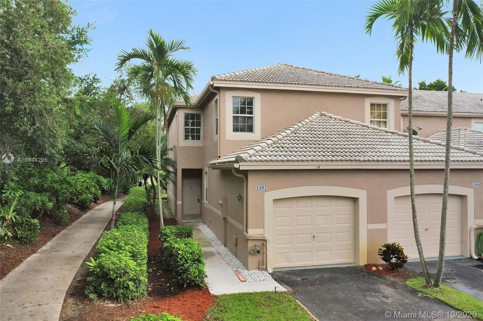 1892 Salerno Cir, Weston, FL 33327 - #: A10944295