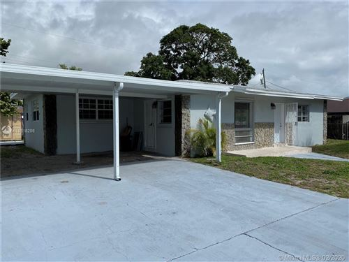 Photo of Listing MLS a10818296 in 3821 NW 177th St Miami Gardens FL 33055